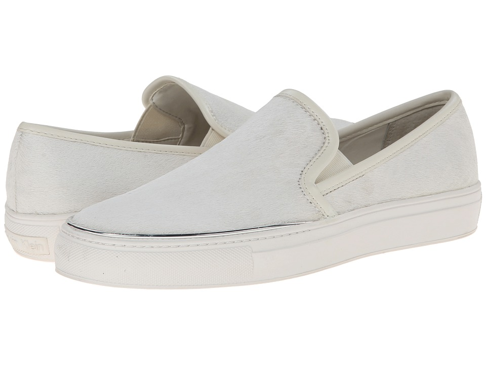 Calvin Klein - Ravey (Cream) Women's Shoes