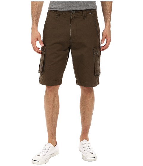 Hurley - One Only Cargo Short (Cargo Khaki) Men's Shorts