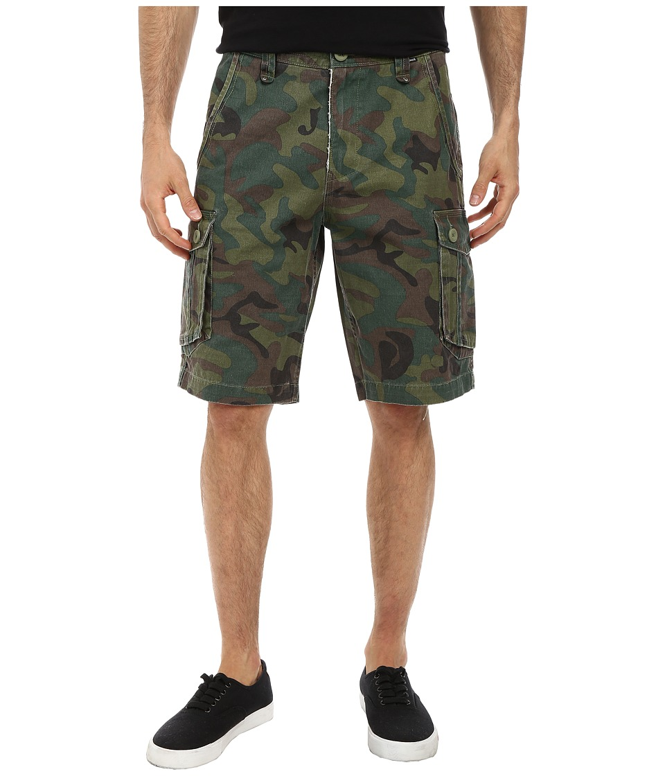 Hurley - One Only Cargo Short (Sequoia Camo) Men