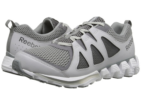 Reebok - ZigKick 2K15 (Flat Grey/Shark/White/Light Solid Grey) Men's Cross Training Shoes