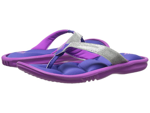 adidas Kids - Chilwyanda FF K (Toddler/Little Kid/Big Kid) (Flash Pink/Power Purple/Power Purple) Girls Shoes