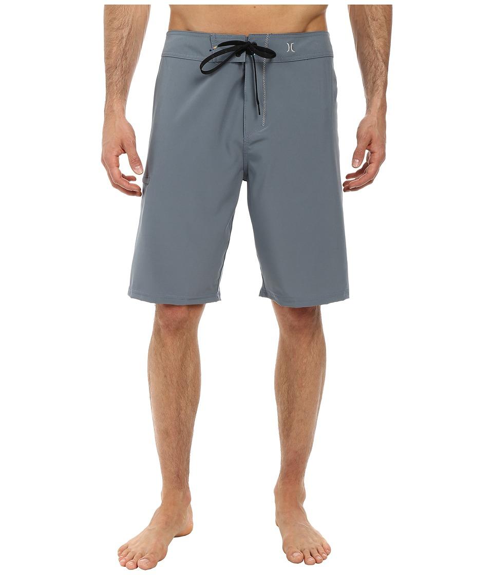 Hurley - Phantom One Only Boardshort (Blue Graphite) Men's Swimwear