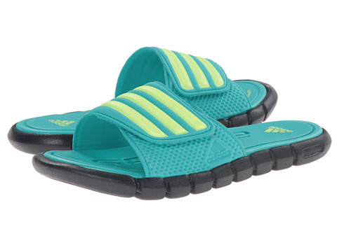 adidas Kids - adiLight SC xJ (Little Kid/Big Kid) (Vivid Mint/Light Flash Yellow/Dark Grey) Kids Shoes