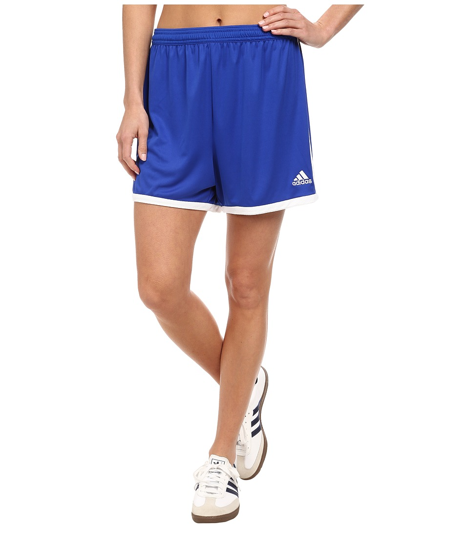 adidas - Tastigo 15 Knit Short (Bold Blue/White) Women's Shorts