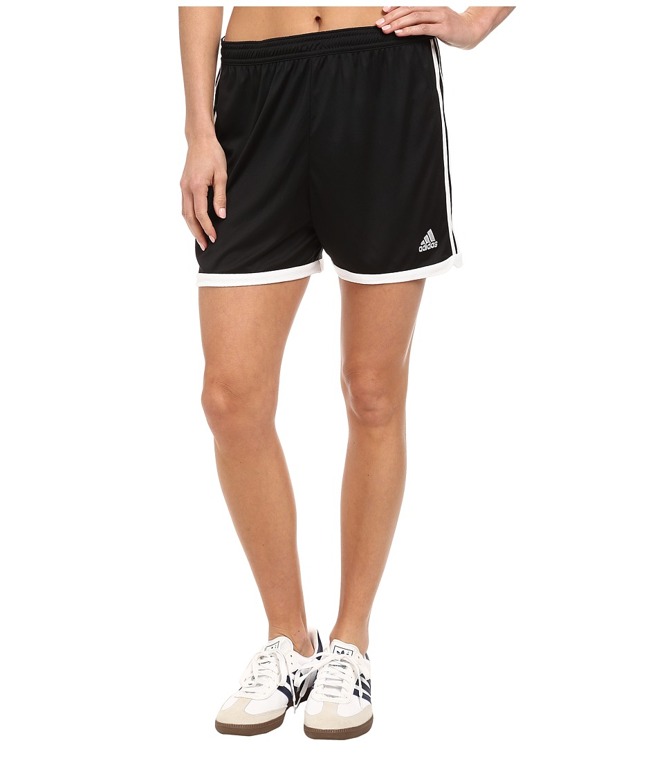 adidas - Tastigo 15 Knit Short (Black/White) Women's Shorts
