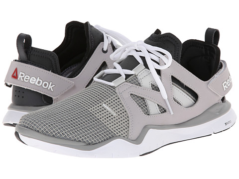 Reebok - ZCut TR (Steel/Flat Grey/Gravel/White) Men