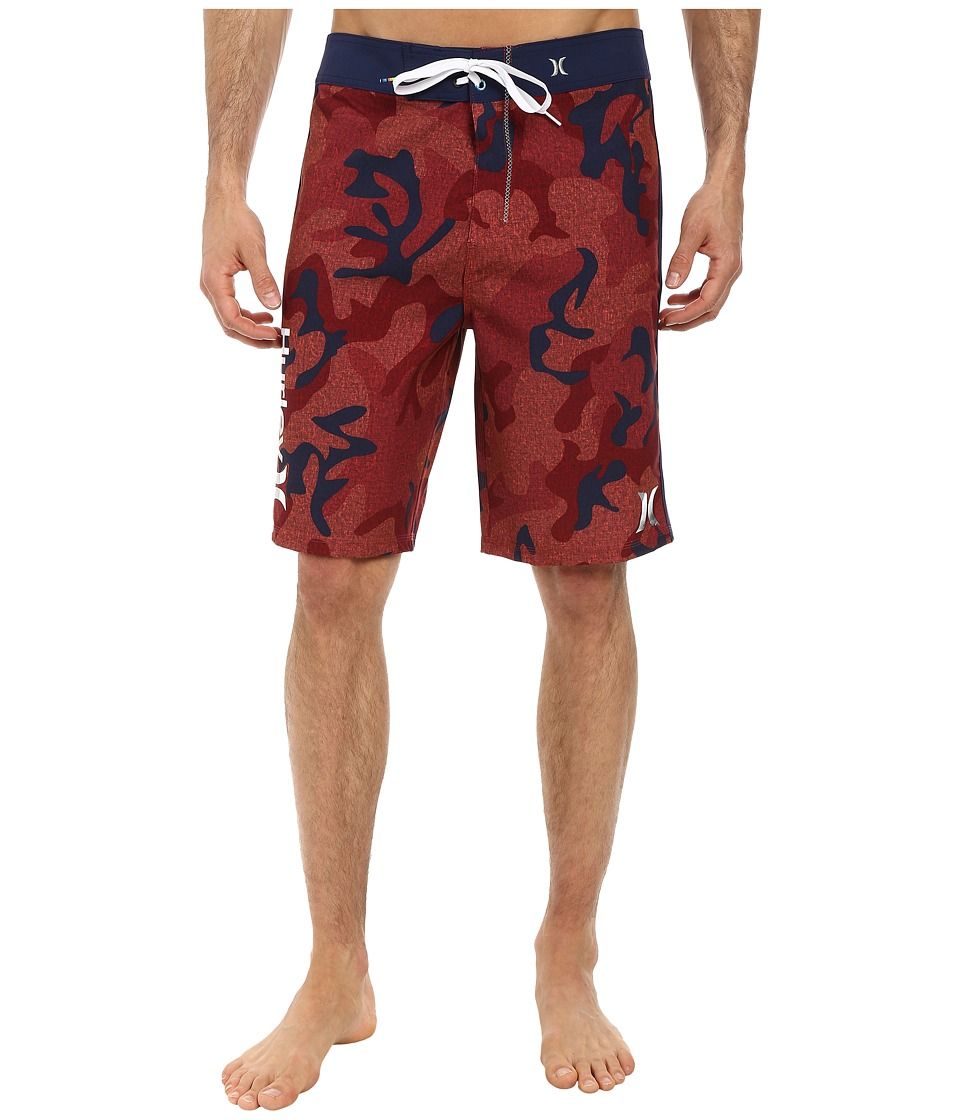 Hurley - Phantom Assault Boardshort (Midnight Navy) Men's Swimwear