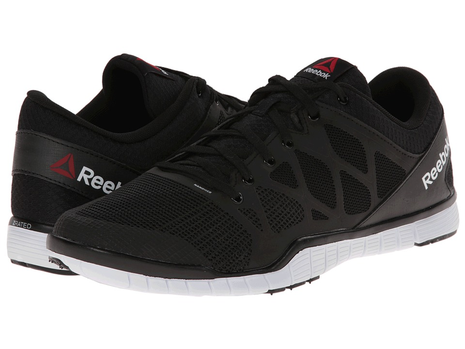 Reebok - ZQuick TR 3.0 (Black/White) Men's Shoes