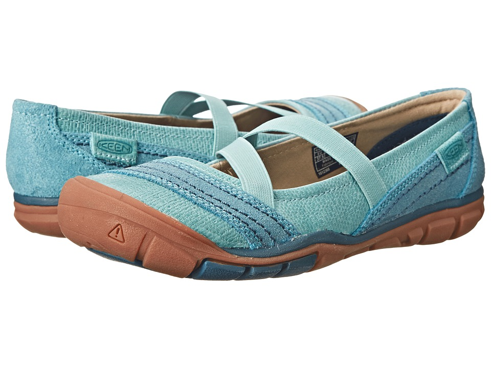 Keen Rivington CNX Criss-Cross (Corydalis Blue) Women