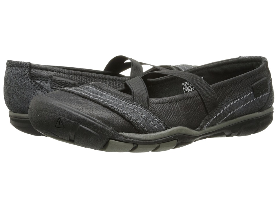 Keen - Rivington CNX Criss-Cross (Black) Women
