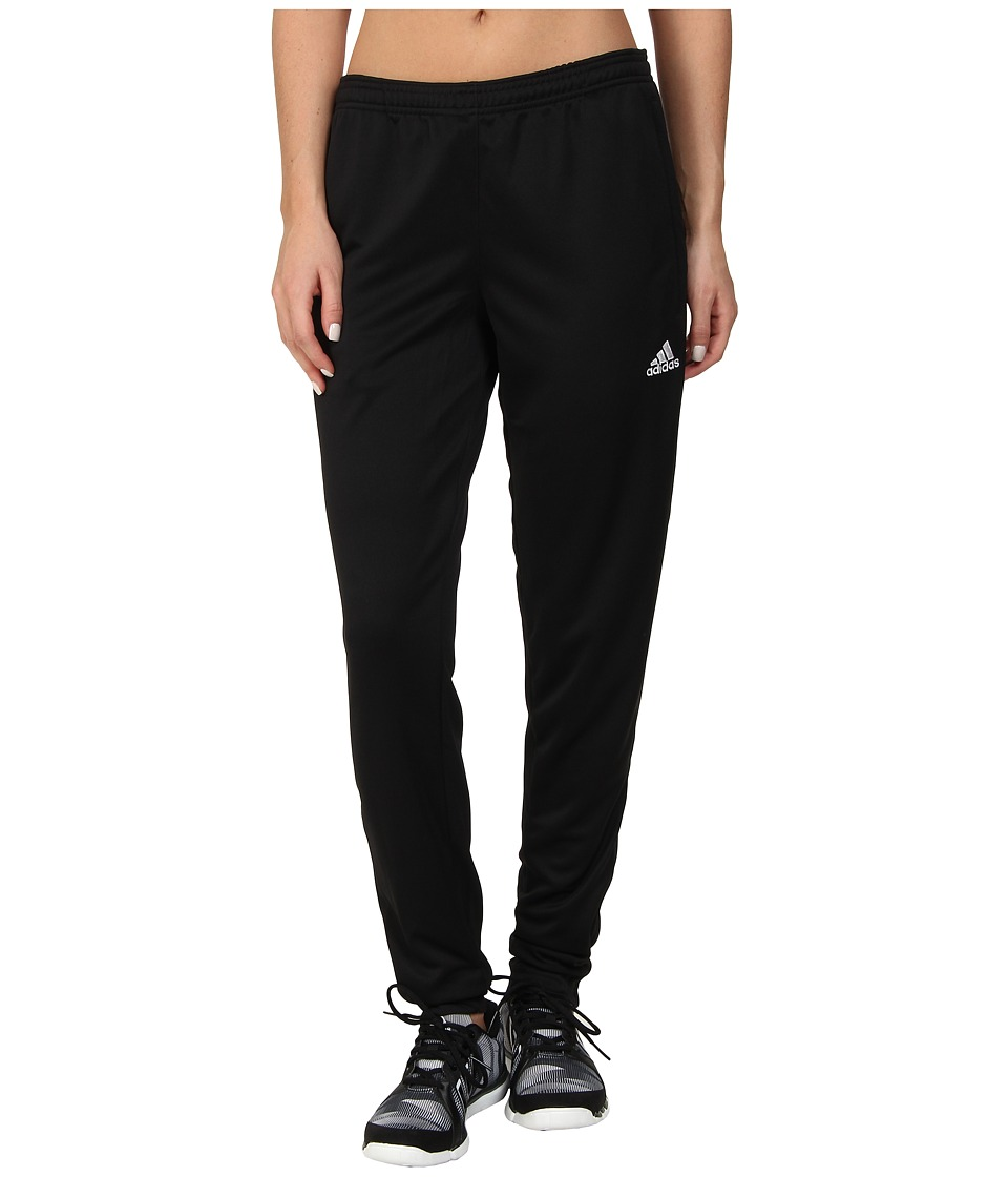 adidas - Core 15 Training Pant (Black/White) Women's Workout
