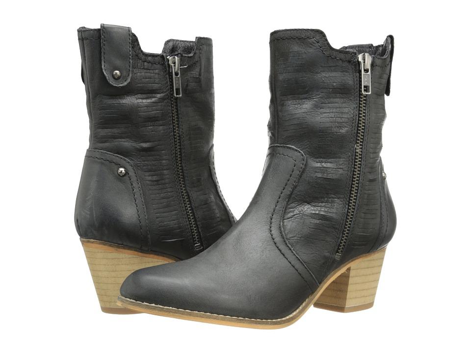 Rebels - Twist (Black Leather) Women