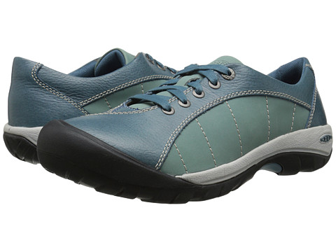 Keen - Presidio (Mineral Blue) Women's Lace up casual Shoes
