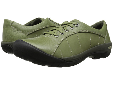 Keen - Presidio (Loden) Women's Lace up casual Shoes