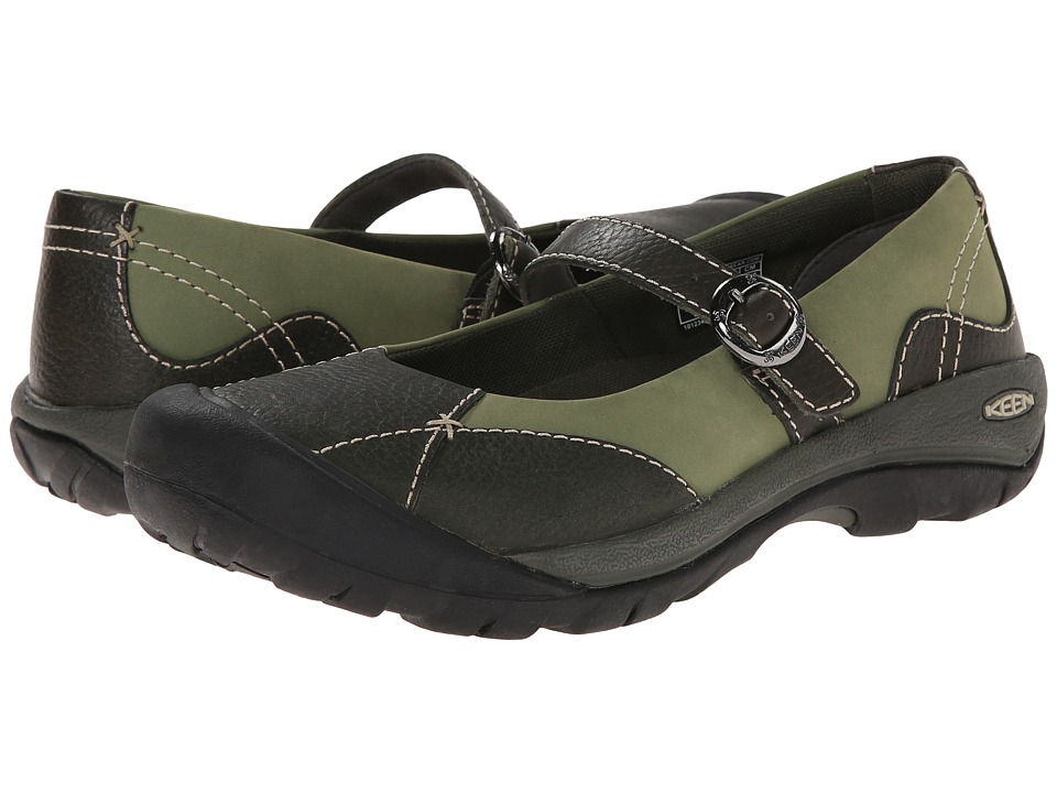 Keen - Presidio MJ (Loden) Women's Maryjane Shoes