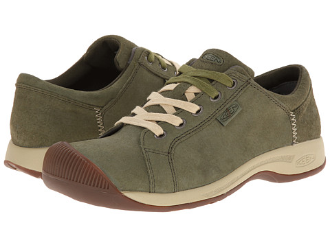 Keen - Reisen Lace (Loden) Women's Lace up casual Shoes