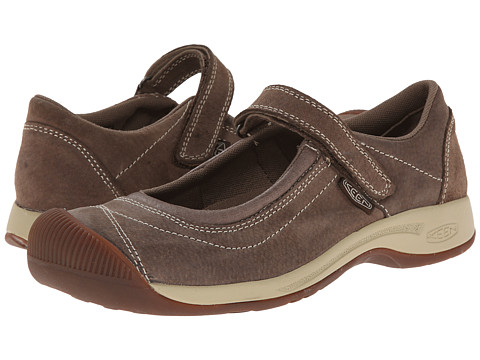 Keen - Reisen MJ (Cascade Brown) Women's Maryjane Shoes