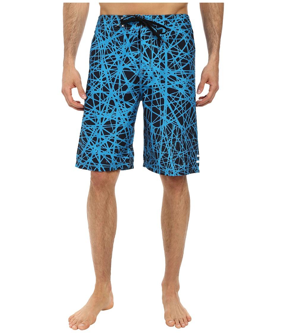 Hurley - Force Core Boardshort (Blue Lagoon) Men's Swimwear