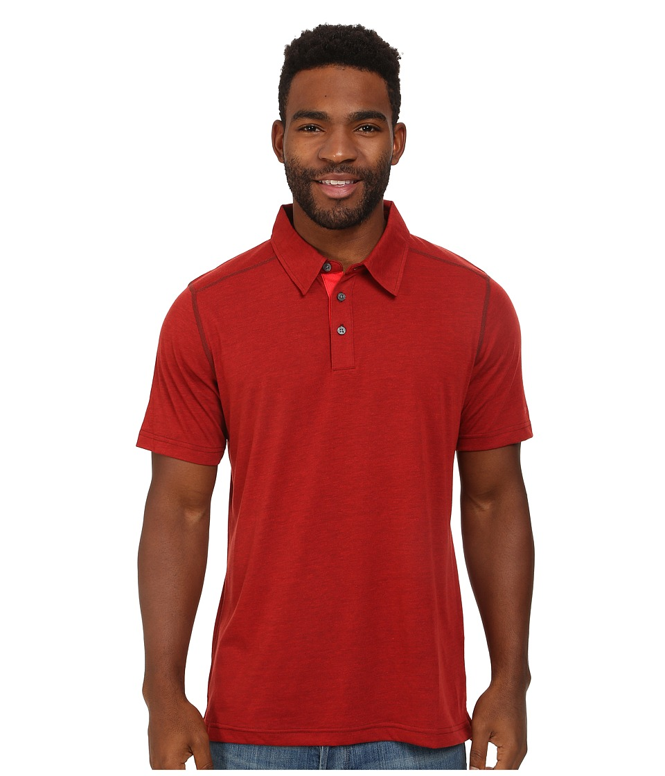 Marmot - Wallace Polo (Redstone) Men