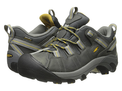 Keen - Targhee II (Gargoyle/Amber Green) Women's Hiking Boots