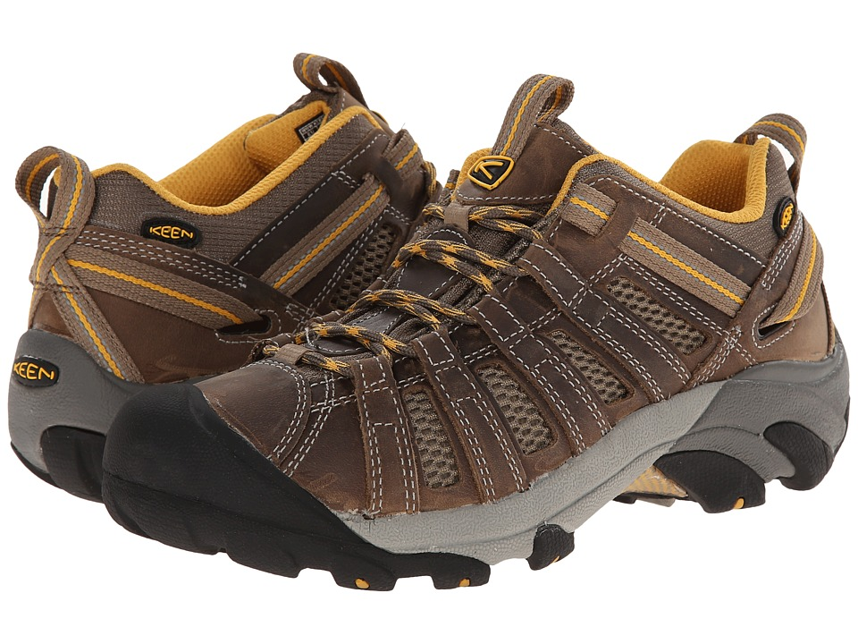 Keen - Voyageur (Brindle/Amber) Women's Shoes