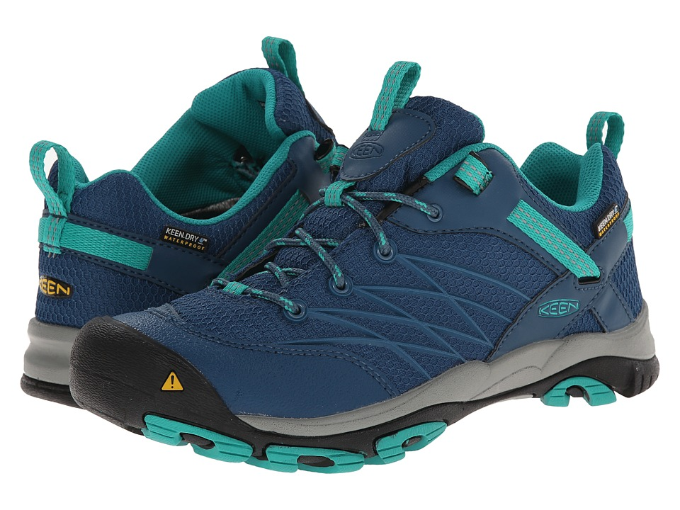 Keen Marshall WP (Indian Teal/Dynasty Green) Women