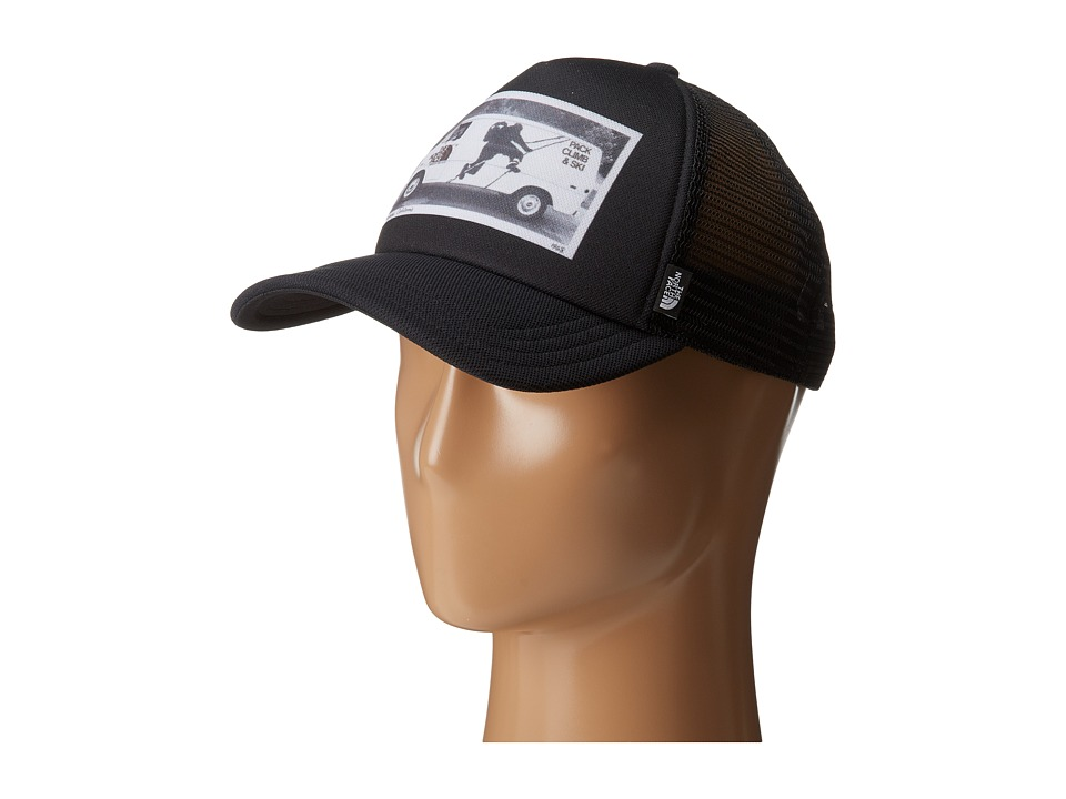 The North Face - Photobomb Hat (TNF Black Van Print) Caps