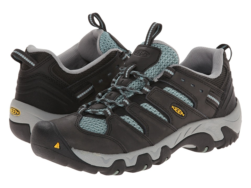 Keen - Koven (Raven/Mineral Blue) Women's Shoes