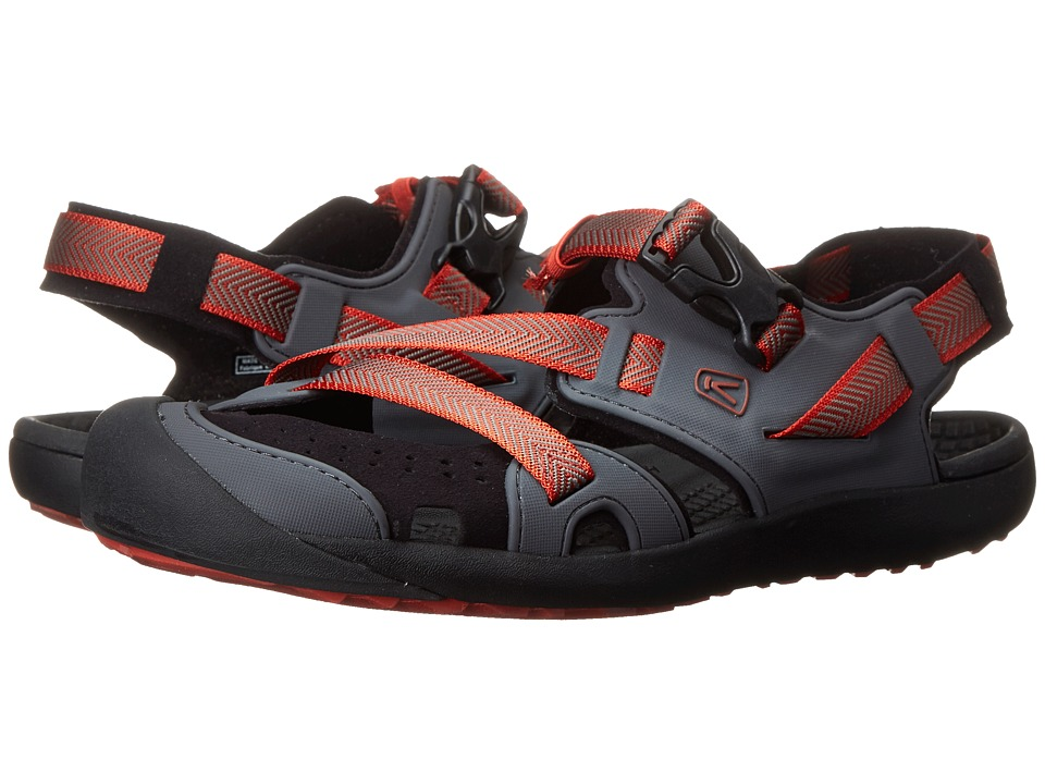 Keen - Zambezi (Magnet/Bossa Nova) Men's Shoes