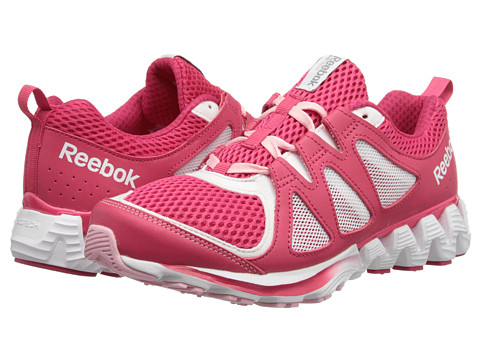 Reebok - ZigKick 2K15 (Blazing Pink/White/Pink Glow) Women's Shoes