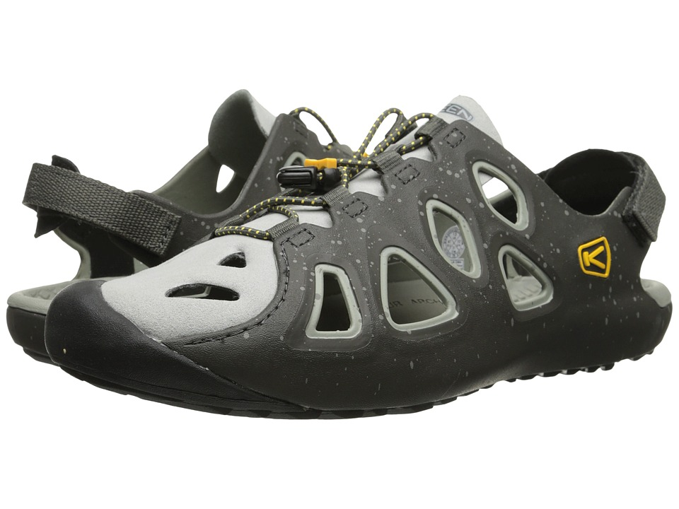 Keen - Class 6 (Raven/Neutral Gray) Men's Shoes