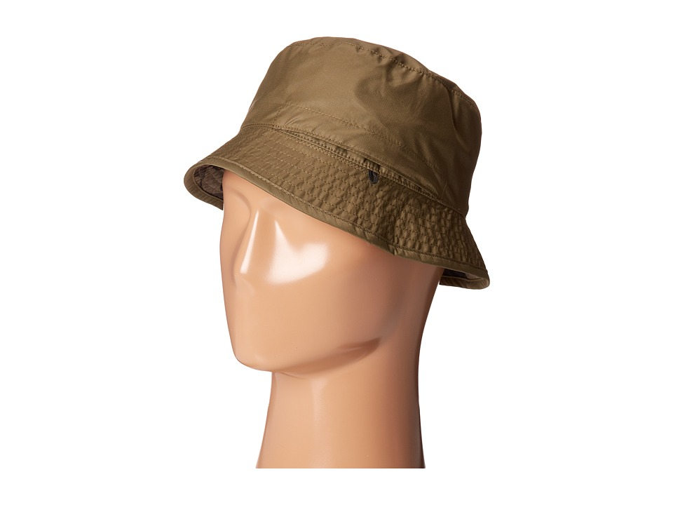 The North Face - Sun Stash Hat (Burnt Olive Green/Burnt Olive Green Sasquatch Camo) Traditional Hats