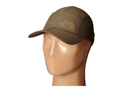 The North Face - Horizon Folding Bill Cap (New Taupe Green/Burnt Olive Green) Caps