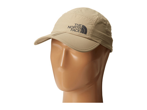 The North Face - Horizon Folding Bill Cap (Dune Beige/Graphite Grey) Caps