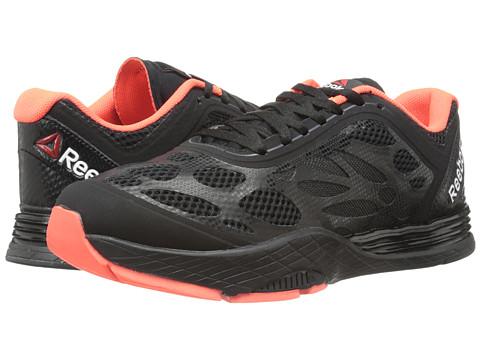 Reebok - Cardio Ultra (Black/Vitamin C/Gravel) Women's Shoes