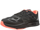 Reebok Cardio Ultra (Black/Vitamin C/Gravel)