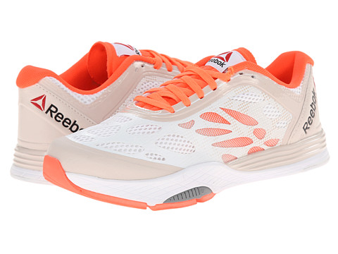 Reebok - Cardio Ultra (White/Moon White/Vitamin C) Women