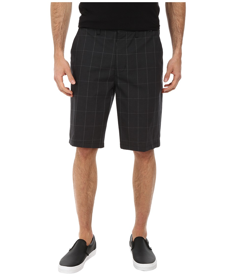 Hurley - Hatchet Chino Short (Black) Men's Shorts
