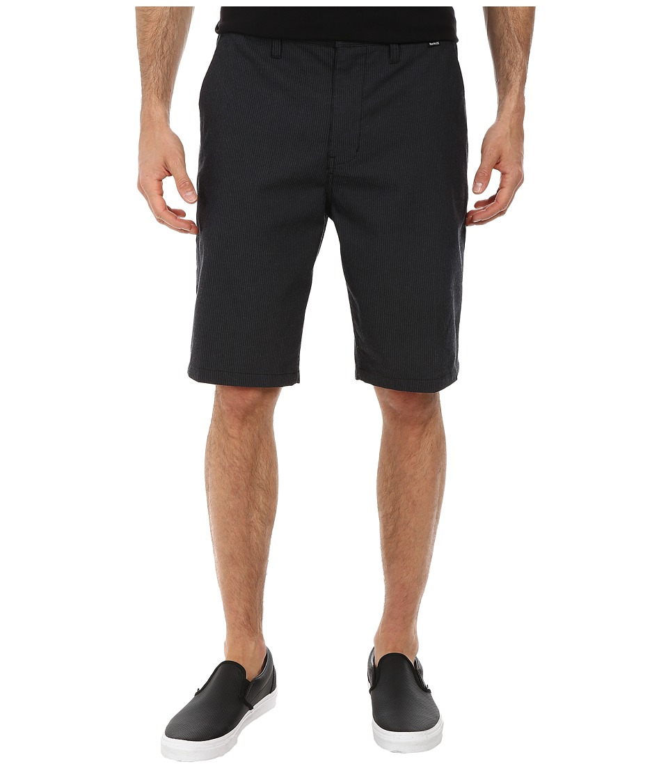 Hurley - Static Chino Short (Black) Men's Shorts