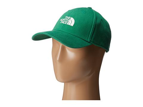 The North Face - 68 Classic Hat (Sullivan Green/Moonstruck Grey) Caps
