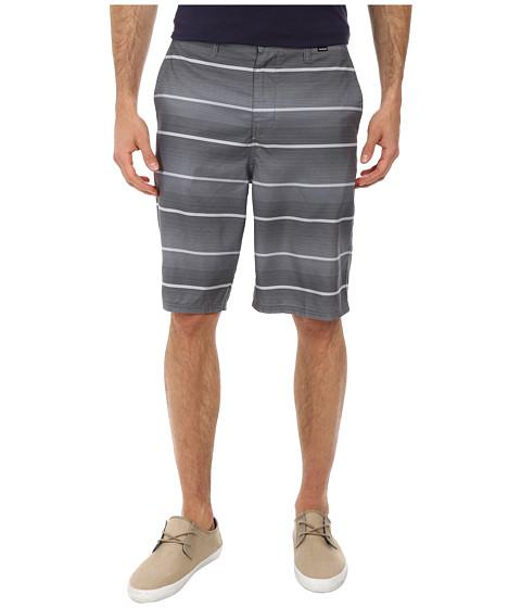 Hurley - Mariner Latitude Boardwalk Short (Cool Grey) Men