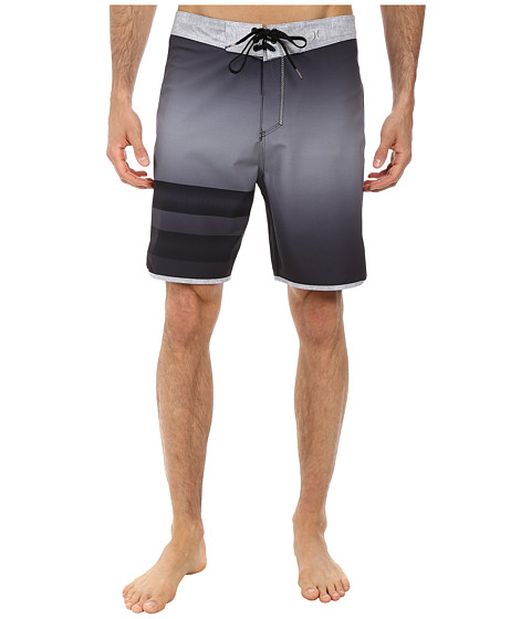 Hurley - Julian Phantom Boardshort (Black) Men's Swimwear