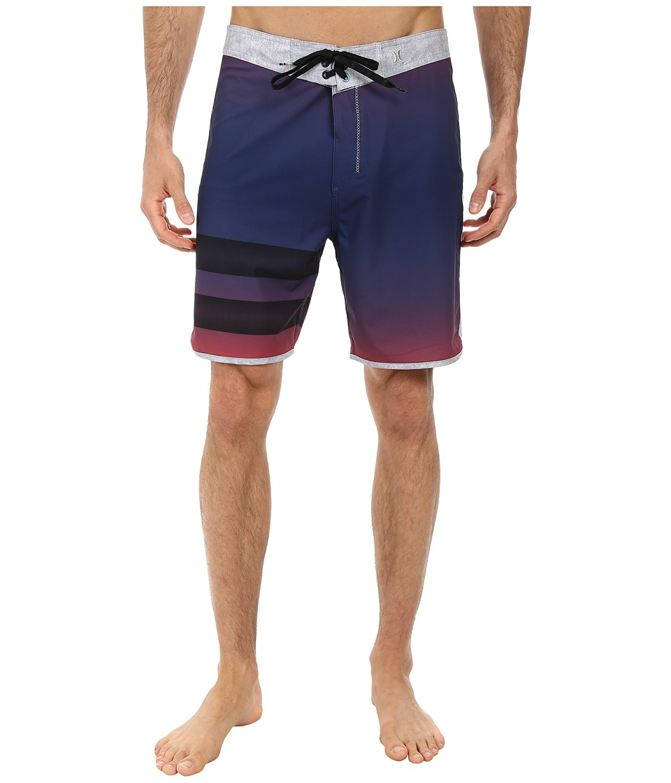 Hurley - Julian Phantom Boardshort (Midnight Navy) Men's Swimwear