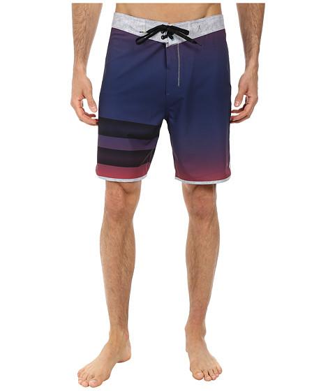 Hurley - Julian Phantom Boardshort (Midnight Navy) Men's Swimwear
