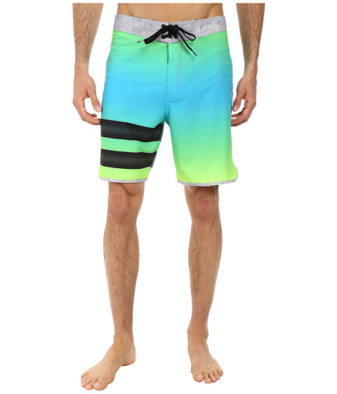 Hurley - Julian Phantom Boardshort (Blue Lagoon) Men's Swimwear