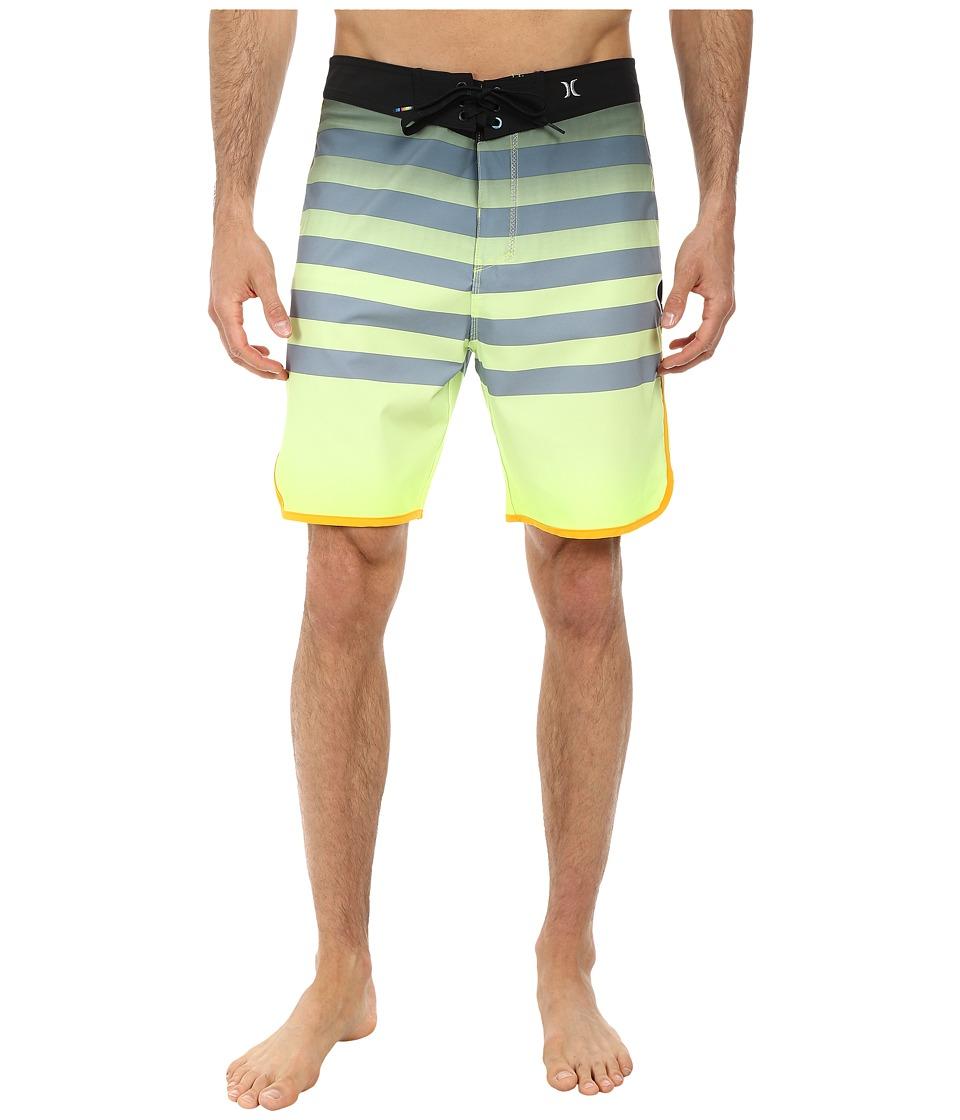Hurley - Phantom Block Party Sport Boardshort (Volt) Men's Swimwear