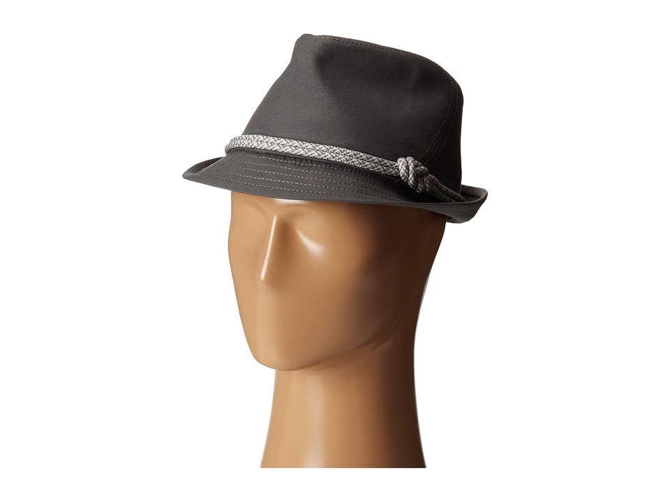 The North Face - Figure 8 Fedora (Pache Grey (Pache Grey/Moonstruck Grey)) Fedora Hats