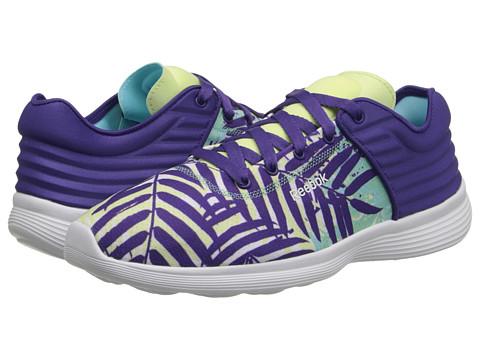 Reebok - Skyscape Fuse (Sport Violet/Citrus Glow/White/Botanical Blue) Women's Shoes