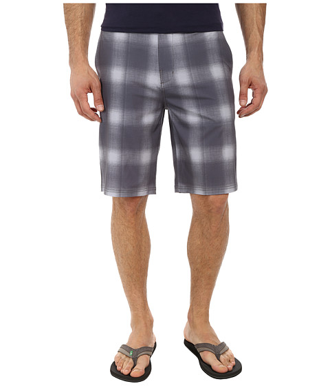 Hurley - Phantom Hombre Boardwalk Hybrid (Dark Grey) Men's Shorts