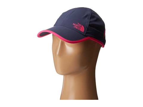 The North Face - Breakaway Hat (Ink Spot Blue/Glo Pink) Caps